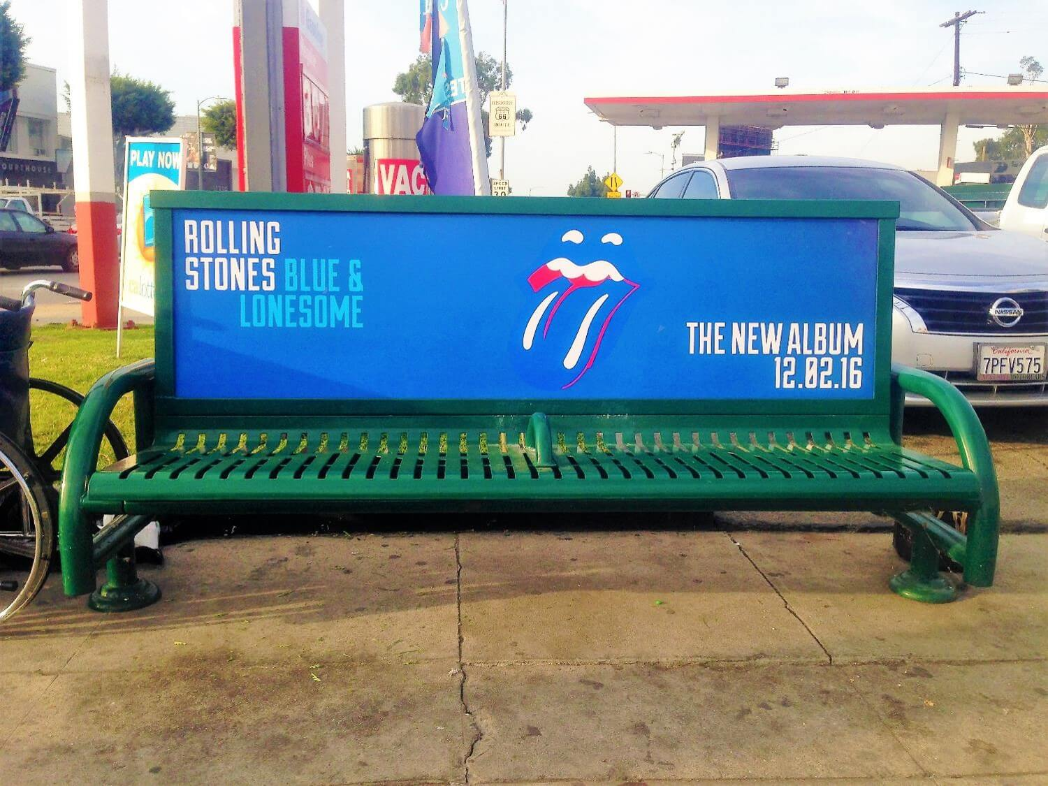 Case Studies For Bus Bench Advertising Bus Bench Ads